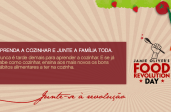 FOOD REVOLUTION DAY COM MANIFESTO 24kITCHEN