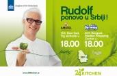 Rudolf ponovo u Srbiji!
