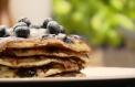 Yaban Mersinli Pancakeler