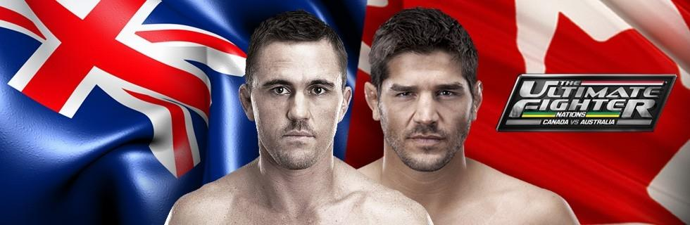 TUF Nations: Australia vs. Canada