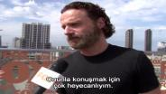 Andrew Lincoln - Comic Con 2014