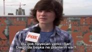 Chandler Riggs - Comic Con 2014