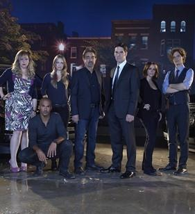 Criminal Minds-Il cast al completo