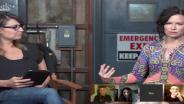 """Hangout с Клои от """"24: Не умирай днес"""""""