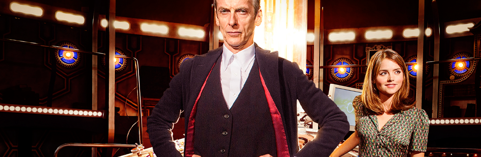 DOCTOR WHO: Dt. Fassung ab 15. November!