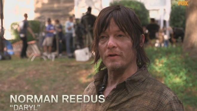 TWD: Making of S4 E12 Teil 2