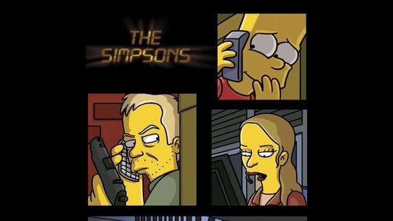 Los Simpson T18