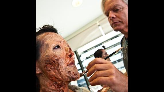 T2: Casting de Zombies en L.A.