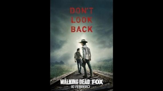 The Walking Dead 4- Póster 2ª parte