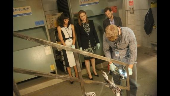 Bones 10 - Episodio 5