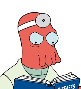 Dr. John A. Zoidberg