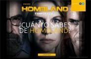 Homeland ¿Cuánto sabes de la serie?