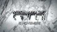 Promo Estreno INITIATION - American Horror Story Coven