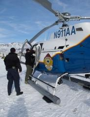 Alaskan poliisit