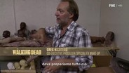 Inside The Walking Dead 3 - Sul set con Greg Nicotero