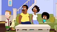 The Cleveland Show 1x03 - Kramer contro Cleveland