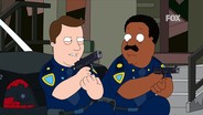 The Cleveland Show - le avventure dell'agente Brown
