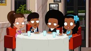 The Cleveland Show 2x01 - Cleveland VS Obama