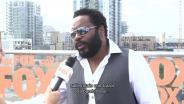 Comic-Con 2014 - Intervista a Chad L. Coleman