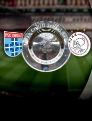 Johan Cruijff-schaal LIVE: PEC Zwolle - Ajax