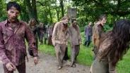 Za kulisami The Walking Dead 4: Plan zdjęciowy