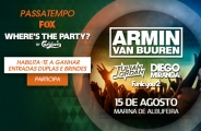 PASSATEMPO 'WHERE'S THE PARTY' BY CARLSBERG - MARINA DE ALBUFEIRA