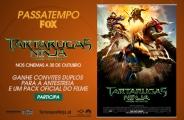 PASSATEMPO 'TARTARUGAS NINJA: HERÓIS MUTANTES' FOX