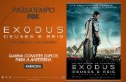 PASSATEMPO 'EXODUS: DEUSES E REIS' FOX