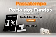 PASSATEMPO 'PORTA DOS FUNDOS - LIVROS' FOX