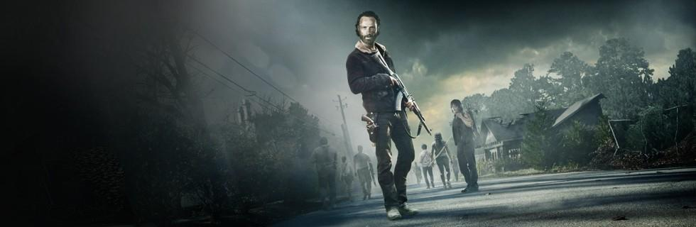 NEW The Walking Dead