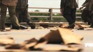 Behind The Scenes: Stunts