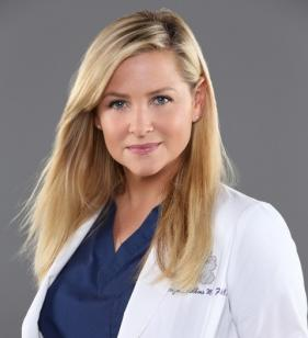 Dra. Arizona Robbins