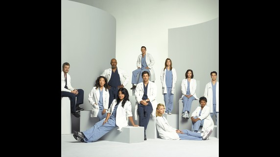 Grey's Anatomy 4