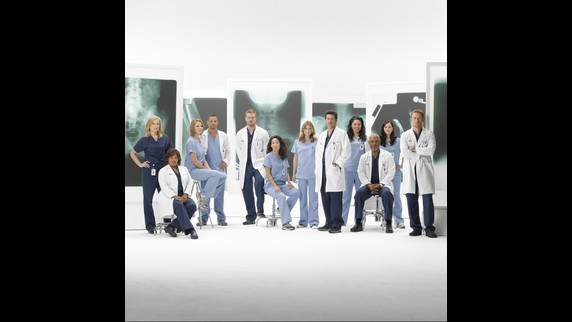 Grey's Anatomy 6