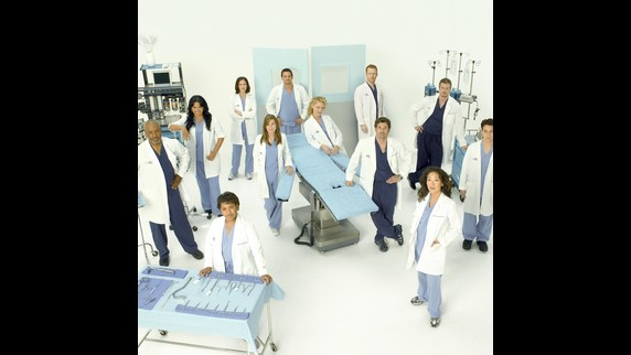 Grey's Anatomy 5