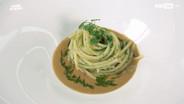 Spaghetti aglio, olio e cozze