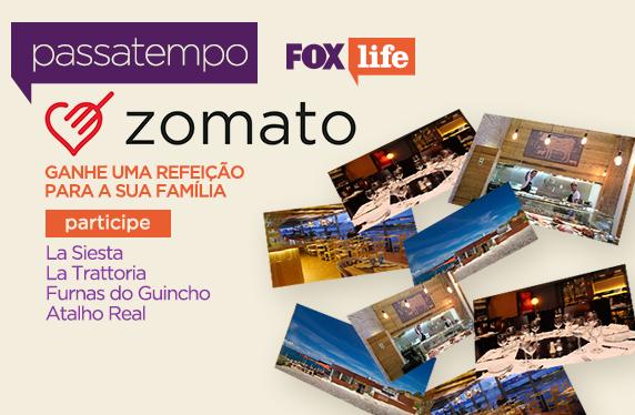 PASSATEMPO 'ZOMATO' E 'FOX LIFE'