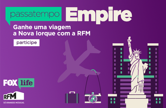 PASSATEMPO 'EMPIRE - RFM' FOX LIFE