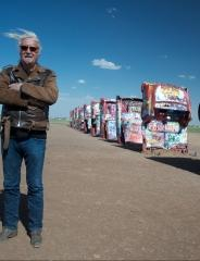 Sur la route 66 avec Billy Connolly