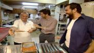 Les meilleures tables d'Ishaï, Istanbul, Le restaurant Yusuf Usta